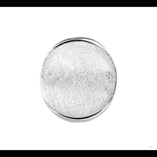 Huiscollectie vDam Zilveren Hanger Gerhodineerd