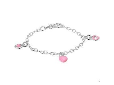 Huiscollectie Zilveren kinder armband 1322944