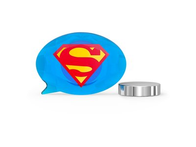 Swarovski Superman-Logo