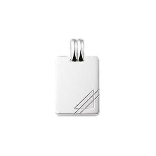 Huiscollectie vDam zilveren hanger 1323259