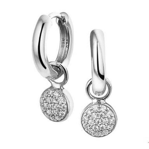 Huiscollectie vDam zilveren oorsieraden 1327090
