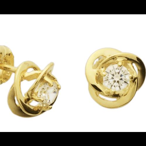 Huiscollectie Gouden oorknoppen 4018278