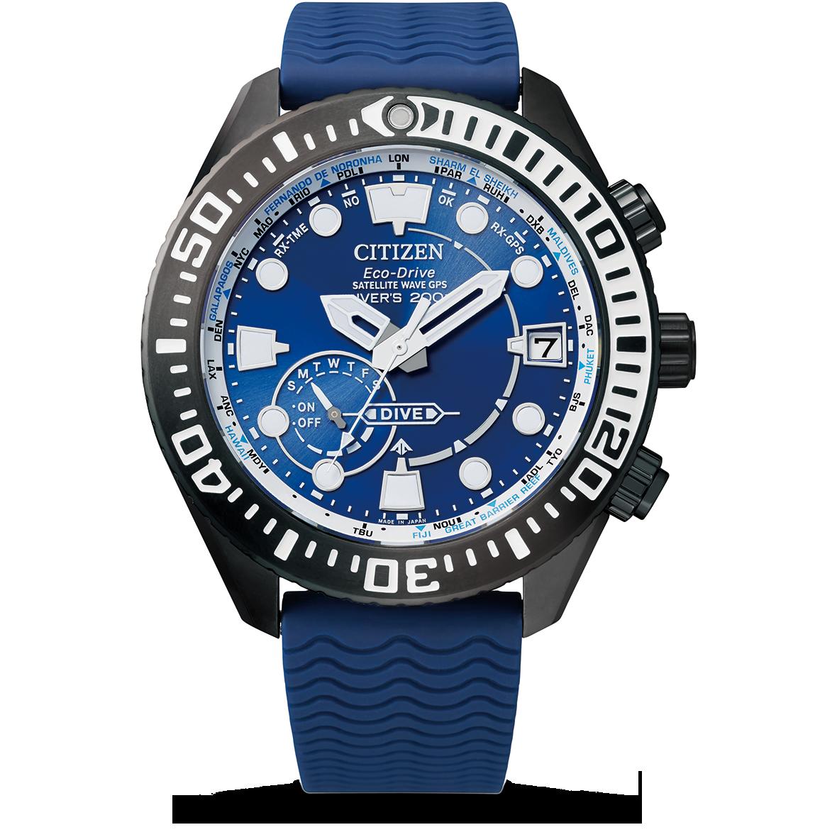 Citizen Satellite Wave CC5006-06L