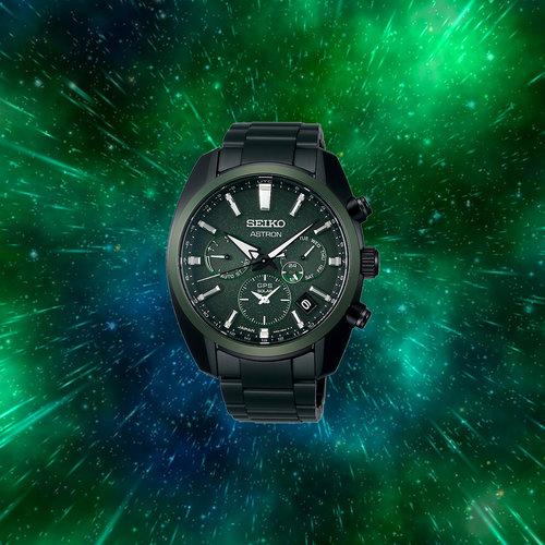 Seiko Global Brands Seiko Astron SSH079J1