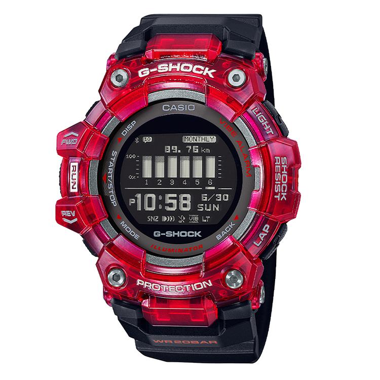 Casio G-Squad G-Shock GBD-100SM-4A1ER