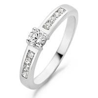 Blush Witgouden Ring 1125WZI/54