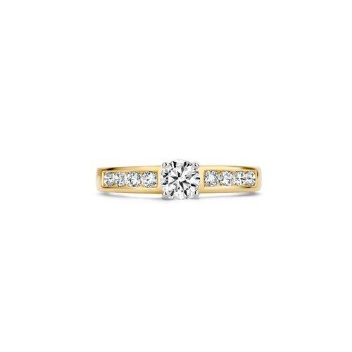 Blush Blush Geelgouden Ring 1126BZI/54
