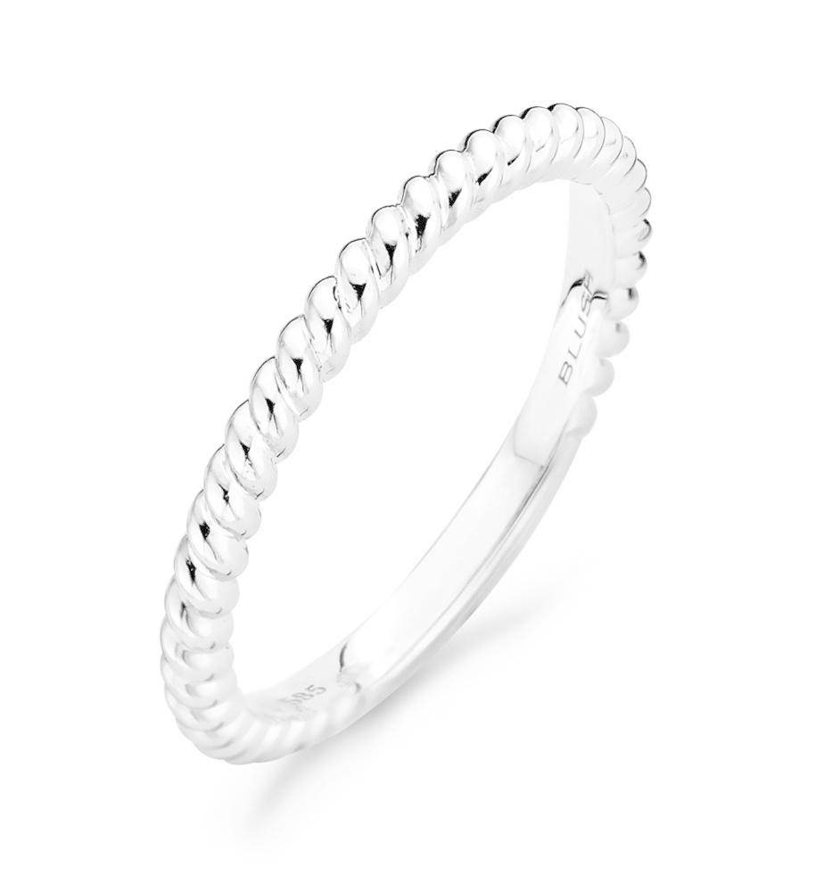 Blush Witgouden Ring 1118WGO/54