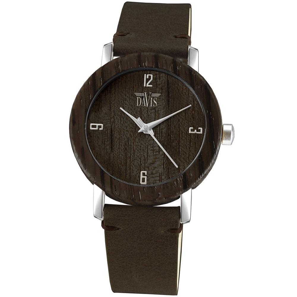 Davis Timber 2230 Houten Horloge
