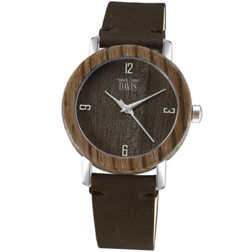 Davis Davis Timber Houten Horloge 2232