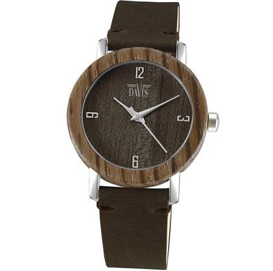 Davis Timber Houten Horloge 2232