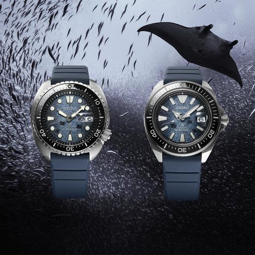 Seiko Global Brands Seiko Prospex Save The Ocean SRPF79K1