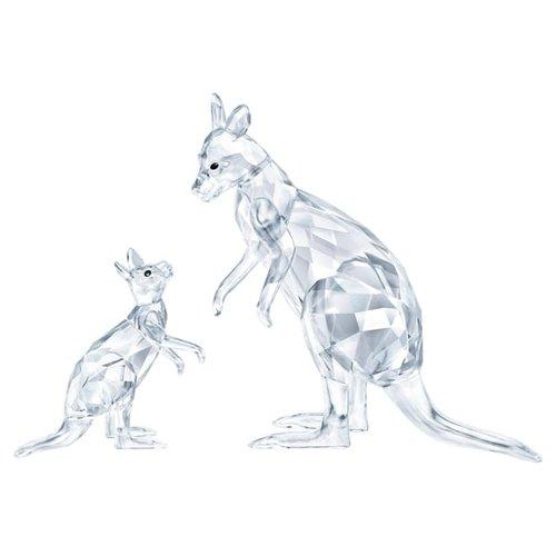 Swarovski Swarovski Kangoeroe Moeder met Baby 5428563