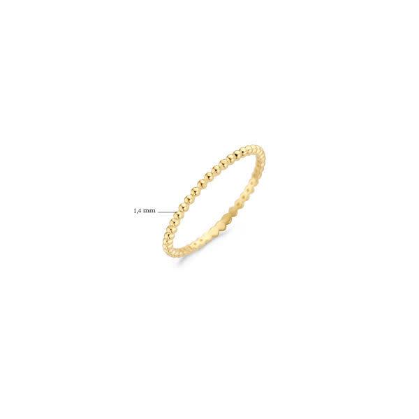 Blush ring 1195YGO/52
