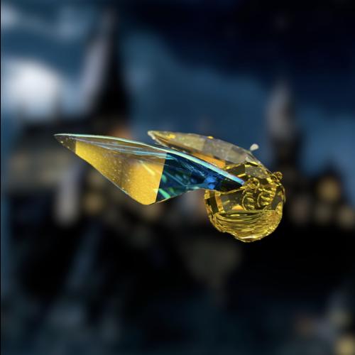 Swarovski Swarovski Harry Potter Golden Snitch 5506801