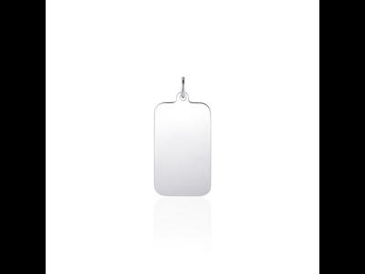 Huiscollectie Zilveren hanger P1062
