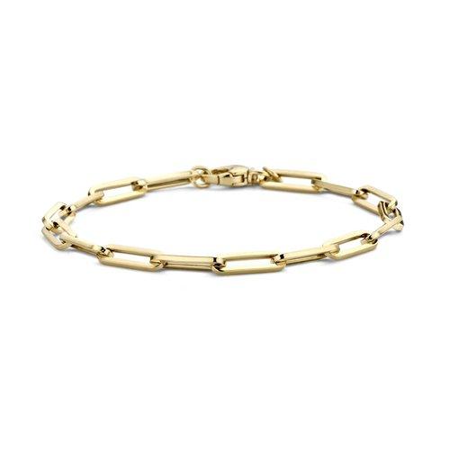 Blush 14 krt Geelgouden Blush Armband 2171YGO