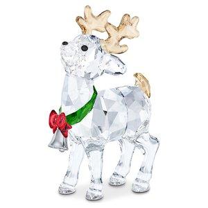 Swarovski Reindeer van de Kerstman