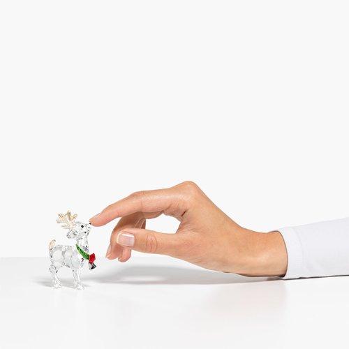 Swarovski Swarovski Reindeer van de Kerstman 5532575