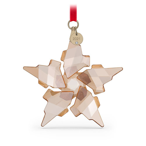 Swarovski Swarovski ster goud 2021 5583847
