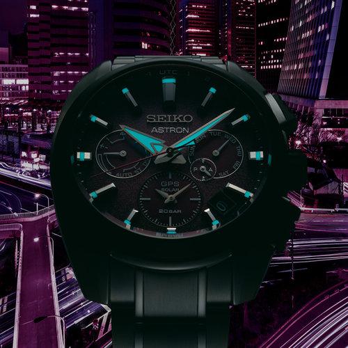 Seiko Global Brands Seiko Astron SSH101J1