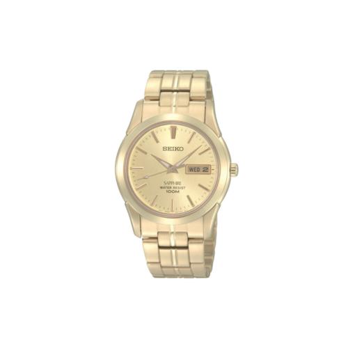 Gouden Seiko Horloges