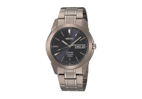 Titanium Seiko Horloges