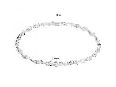 Huiscollectie Zilveren armband 1002232
