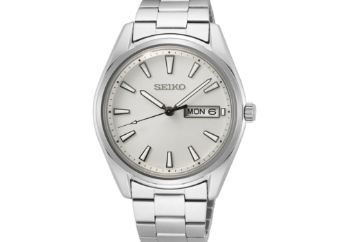 Zilverkleurige horloges