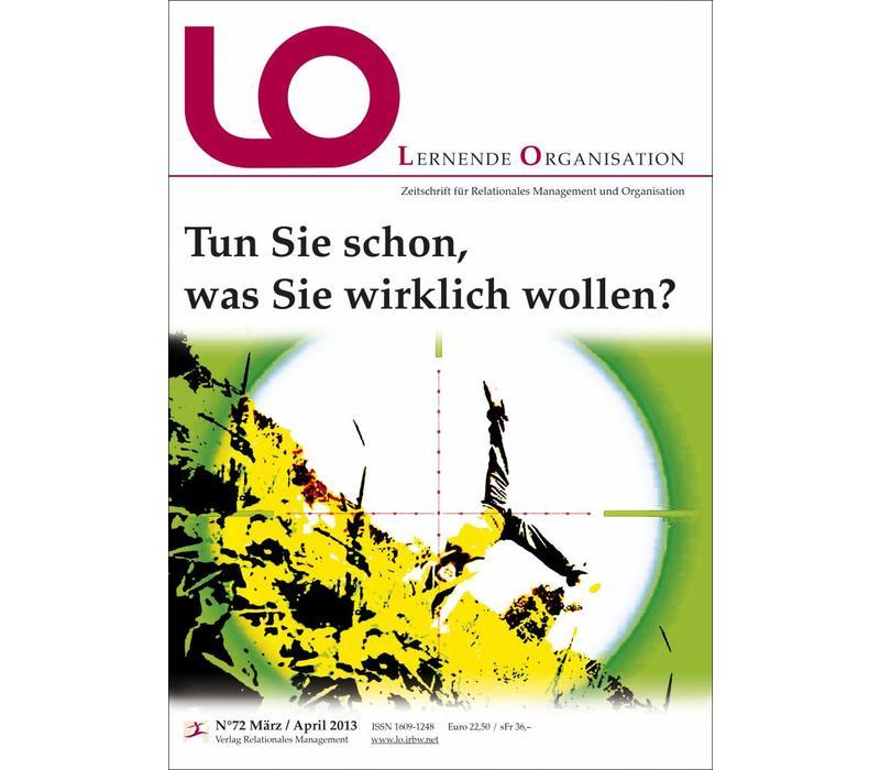 LO 72: Tun Sie schon, was Sie wirklich wollen? (PDF/Print)