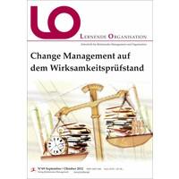 LO 69: Change Management auf dem Wirksamkeitsprüfstand (PDF/Print)