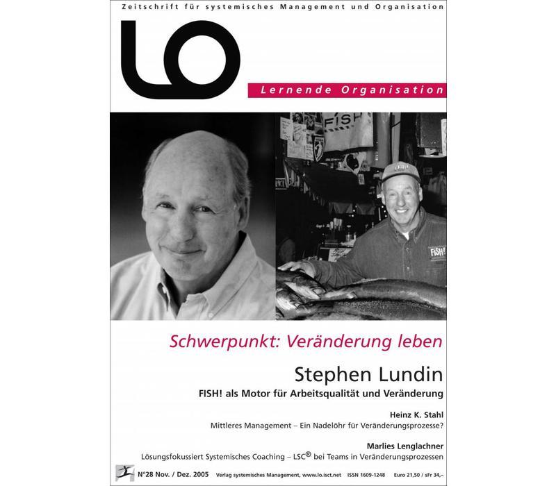 LO 28: FISH! Als Motor für Arbeitsqualität und Veränderung (PDF/Print)