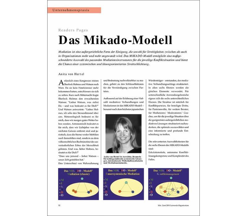 Das Mikado- Modell