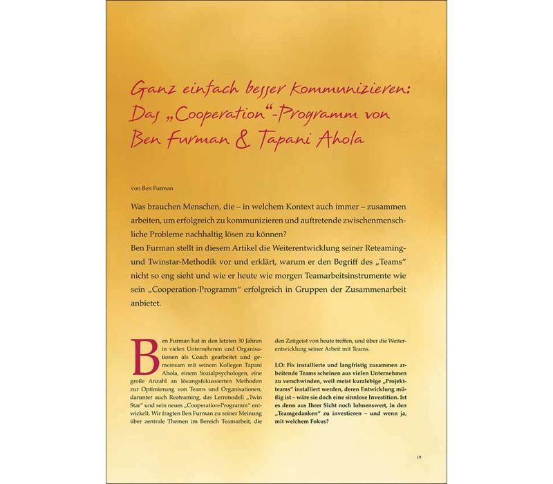 """Ganz einfach besser kommunizieren: Das """"Cooperation""""-Programm"""