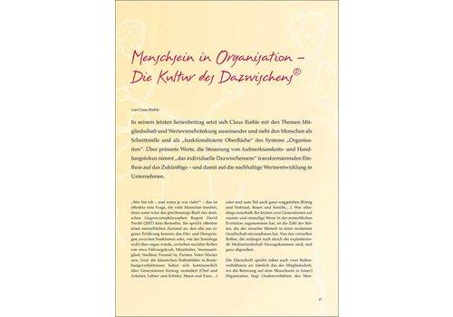 Menschsein in Organisation – Die Kultur des Dazwischens®