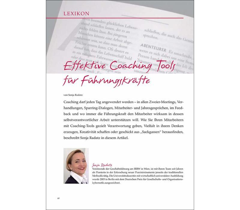 Effektive Coaching Tools für Führungskräfte