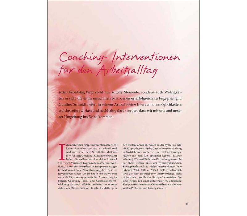Coaching- Interventionen für den Arbeitsalltag