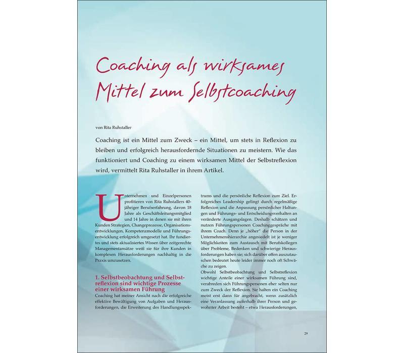 Coaching als wirksames Mittel zum Selbstcoaching
