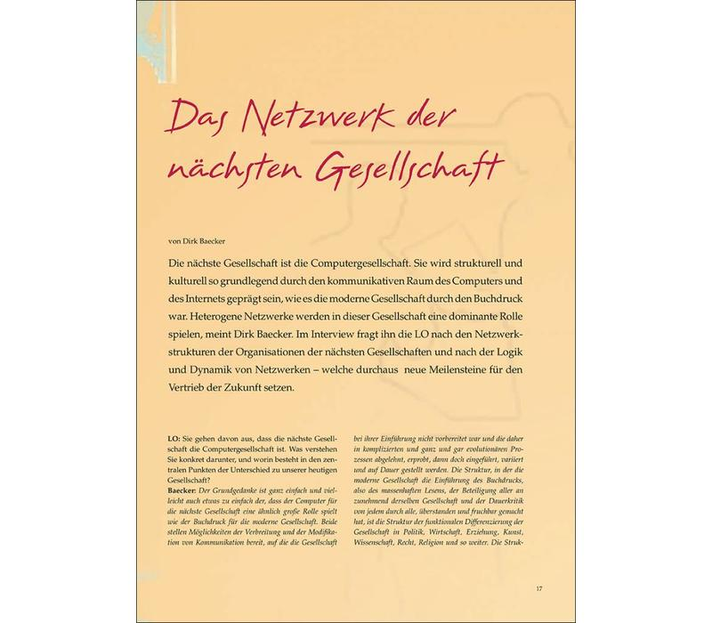 Das Netzwerk der nächsten Gesellschaft