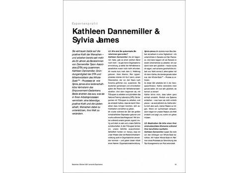Expertenprofil: Kathleen Dannemiller & Sylvia James