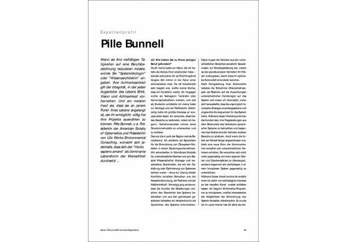 Expertenprofil: Pille Bunnell