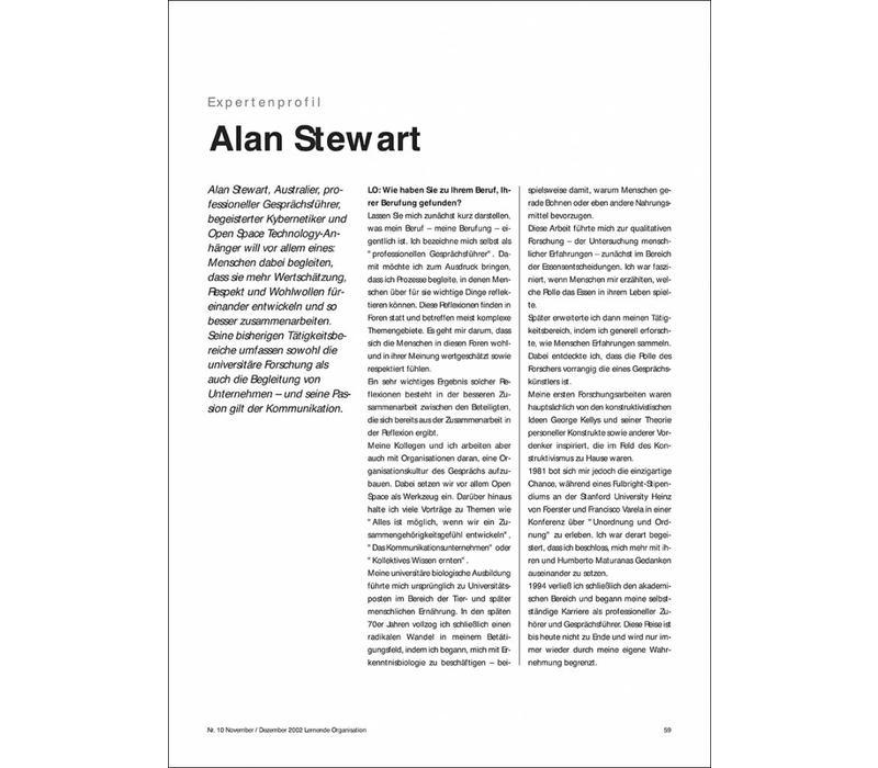 Expertenprofil: Alan Stewart