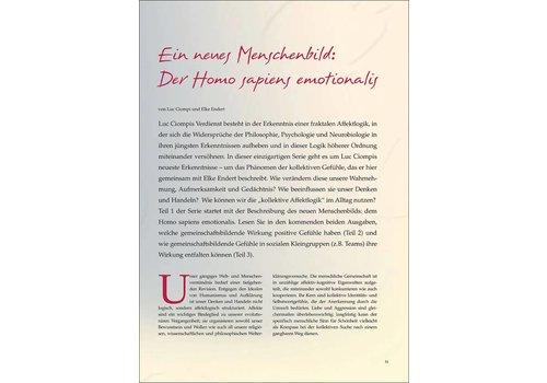 Ein neues Menschenbild: Der Homo sapiens emotionalis
