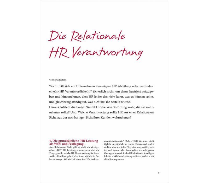 Die Relationale HR Verantwortung