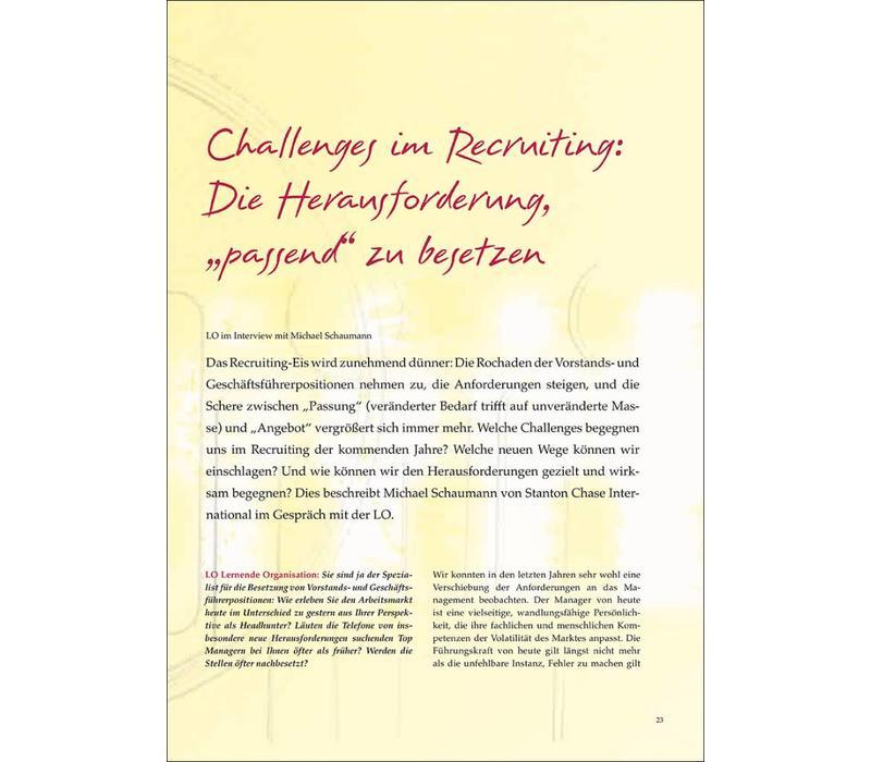 """Challenges im Recruiting: Die Herausforderung, """"passend"""" zu besetzen"""