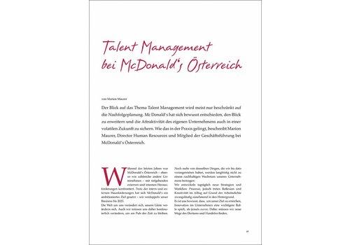 Talent Management bei McDonald 's Österreich