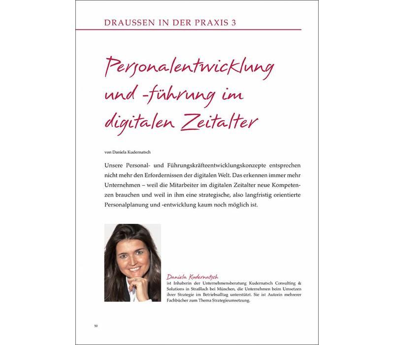 Personalentwicklung und -führung im digitalen Zeitalter
