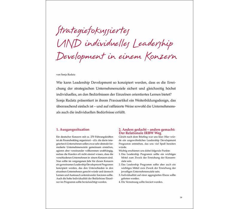 Strategiefokussiertes UND individuelles Leadership Development in einem Konzern