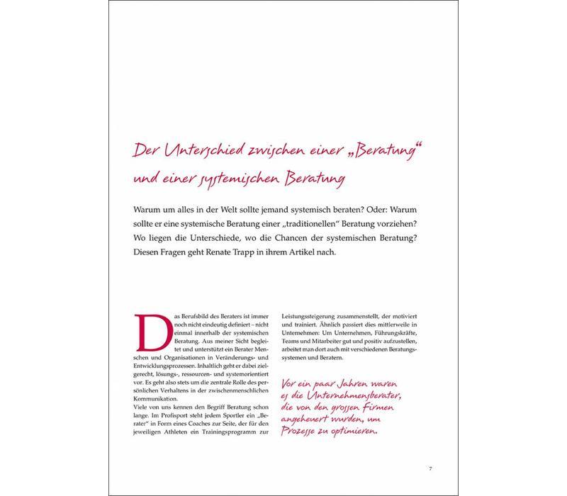 """Der Unterschied zwischen einer """"Beratung""""  und einer systemischen Beratung"""