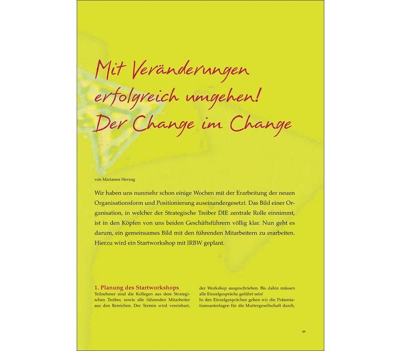 Mit Veränderungen erfolgreich umgehen! Der Change im Change